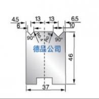 37-46双V折弯模